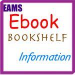 EAMS Ebook Bookshelf Information